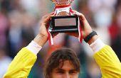 Comment faire pour frapper le revers comme Rafael Nadal