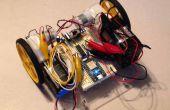 IoT Photon + Robot basé sur le mouvement de saut