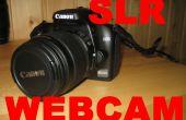 Utilisez votre Canon EOS 1000D comme Webcam ! * Mise à jour *