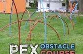 Course d'obstacles PEX