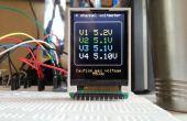Faire un canal Arduino Mini programmable 4 DC-DVM