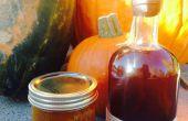 Bourbon Pumpkin Pie se propager (pas de pectine)