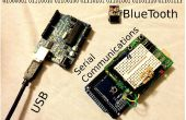 Communication série avec Arduino