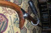 Le fusil de Angocoellum Hearsch : Un fonctionnel vapeur/Cyber Punk fusil