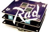 RadSense - un détecteur de rayonnement Gamma Rad SolidState