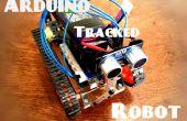 Sur chenilles Robot Arduino
