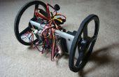 Faire un Robot contrôlé de voix