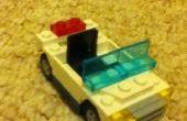 Voiture de Police de Lego simple