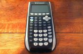 Programme de la formule quadratique pour TI-83, 84 calculatrices
