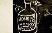 ★Homebrew miel BEER★