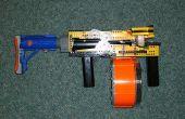 Le premier entièrement automatique, clip fead, pistolet Nerf LEGO : Raptor CS-35