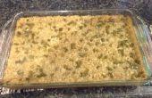 Comment faire la Casserole de riz Thanksgiving