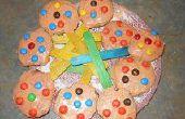 Comment faire des cookies de mélange à gâteau et beurre d'arachide pour Animation