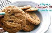 Perfect biscuits aux brisures de chocolat moelleux