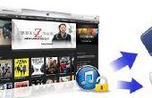 Comment faire pour télécharger une vidéo de M4V iTunes drm-ed Youtube
