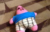 Comment cacher des choses dans une poupée