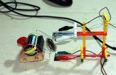 Tachymètre optique axée sur l'Arduino