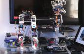 Bras robotisé contrôlé de mouvement
