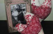 Comment faire des coussins coeur Vintage