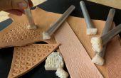 3D imprimer vos propres timbres en cuir
