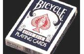 Un tour de cartes, tout le monde peut faire