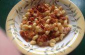 Bacon & jambon Mac & fromage (produits laitiers gratuit)
