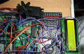 Arduino + clavier + servo contrôle