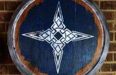 Construire un bouclier de Skyrim réplique