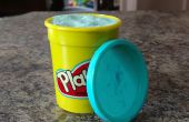 Kool-Aid Play-Doh