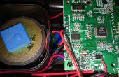 Hack de radio numérique, remplacer la commande de volume