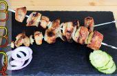 BBQ chachlik recette de Marinade pour viande tendre