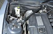 Suppression du BMW Z4 E86 DSC ABS pompe/module.