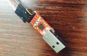Mod un port USB à l'adaptateur série TTL (CP2102) au programme ESP8266
