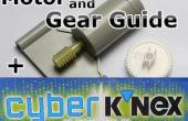 K ' NEX moteur & Gear Guide