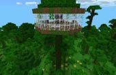 Maison de l'arbre jungle
