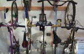 Rack à vélo / vélos pour la maison ou l'appartement