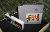 Enceintes amplifiées du cartouche NES