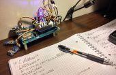 Automated étude environnement avec Intel Edison