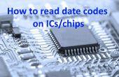 Comment lire les codes de date sur ICs/jetons