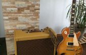 Fender Deluxe Tweed 5e3 Clone Build basée sur TAD Tweed Deluxe Kit