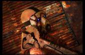 Borderlands Bandit Psycho Buzz hache échelle 1:1 Cosplay Prop