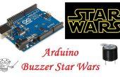 Arduino sonnerie Star Wars Theme