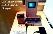 BRICOLAGE ampoule bouteille solaire et chargeur Mobile