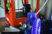 M3d Printer Setup extrudeuse externe