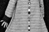 Simple boutonnage Faux--le plaisir des boutons sans le mal de tête des boutonnières !