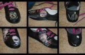 Horreur film maîtres chaussures