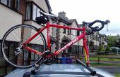 Barres de toit simple & porte-vélos