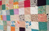 Comment faire un patchwork