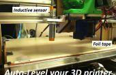Activer la mise à niveau automatique pour votre imprimante 3D avec un capteur inductif (Firmware Marlin)
