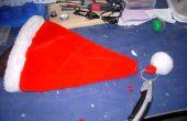 Comment faire un bonnet de Noël clignotant
